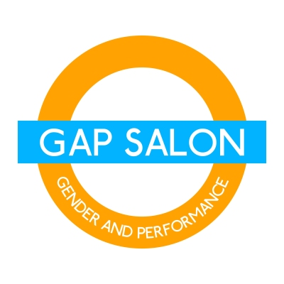 GAP Salon logo with tagline