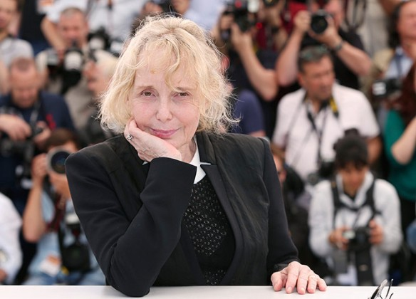 Claire Denis will be the first female director to receive the Lifetime Achievement Award at the 24th Annual Stockholm International Film Festival.