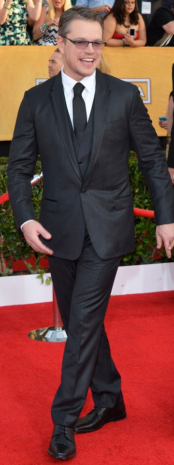 Matt-Damon-SAG-Awards-2014