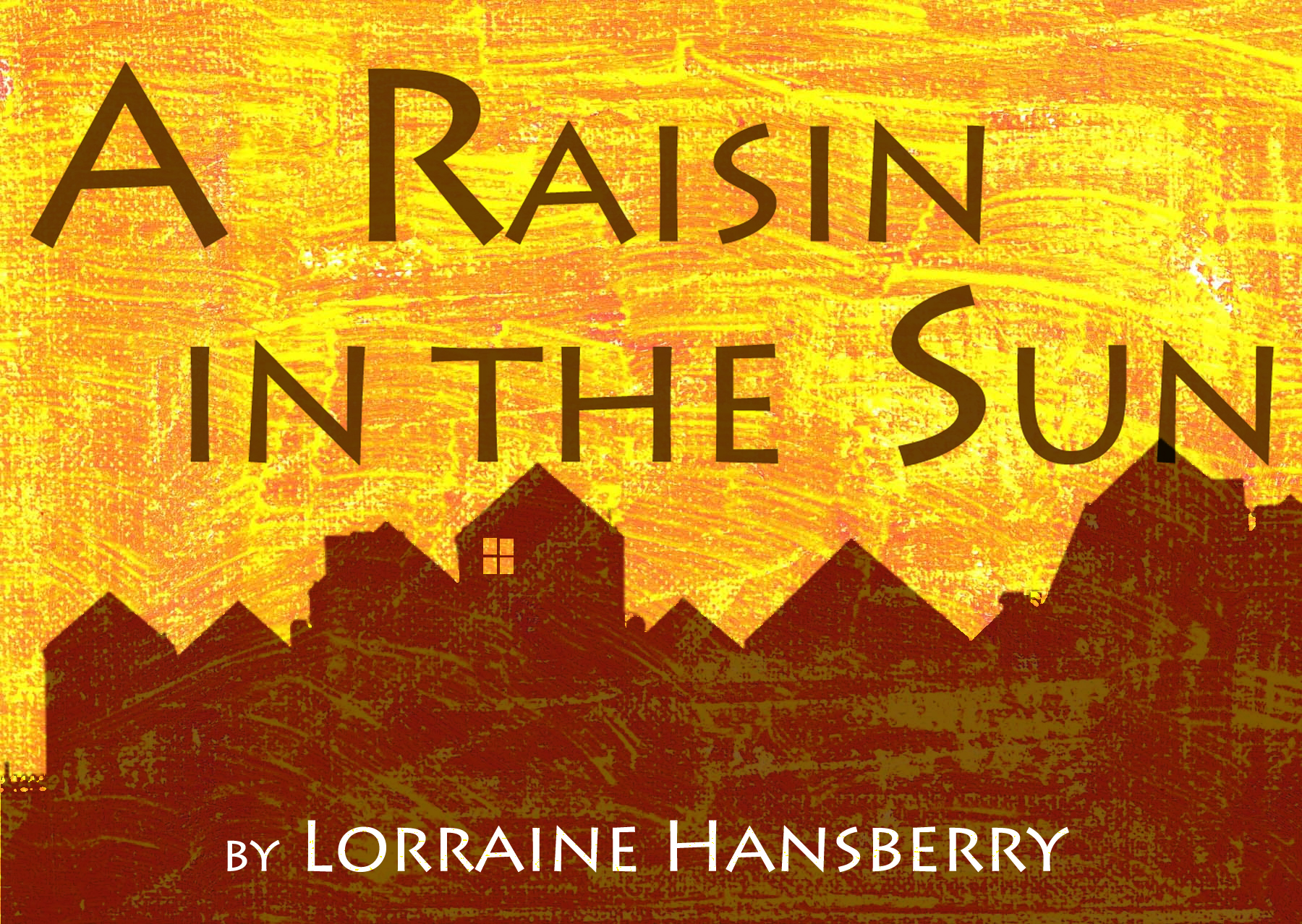 What does the plant represent in the play A Raisin in the Sun?