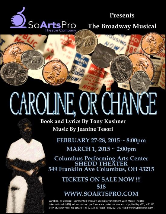 Caroline, Or Change