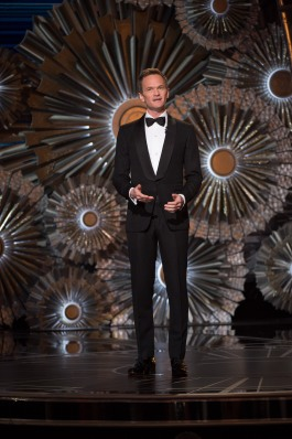 Neil Patrick Harris hosting the 87th Annual Academy Awards