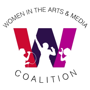 WOMEN IN THE ARTS AND MEDIA COALITION vector file
