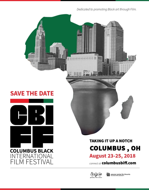 Columbus Black International Film Festival InkTip Partnership