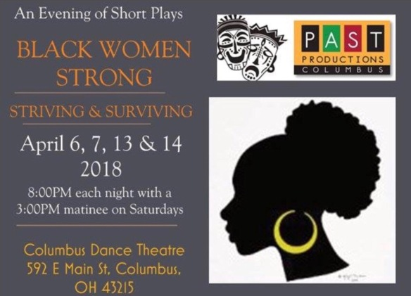 Black Women Strong Buy Tickets